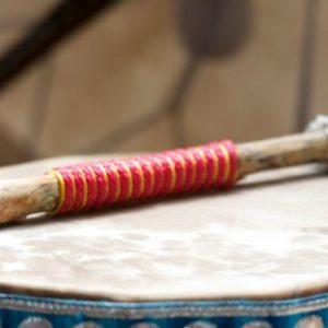 el tambor chamanico