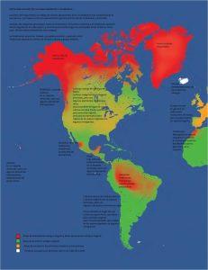 Mapa chamanismo original